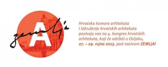 ZEMLJA - 4. kongres hrvatskih arhitekata