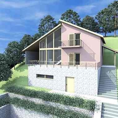 Kuća za odmor P. - Gornji Zvečaj