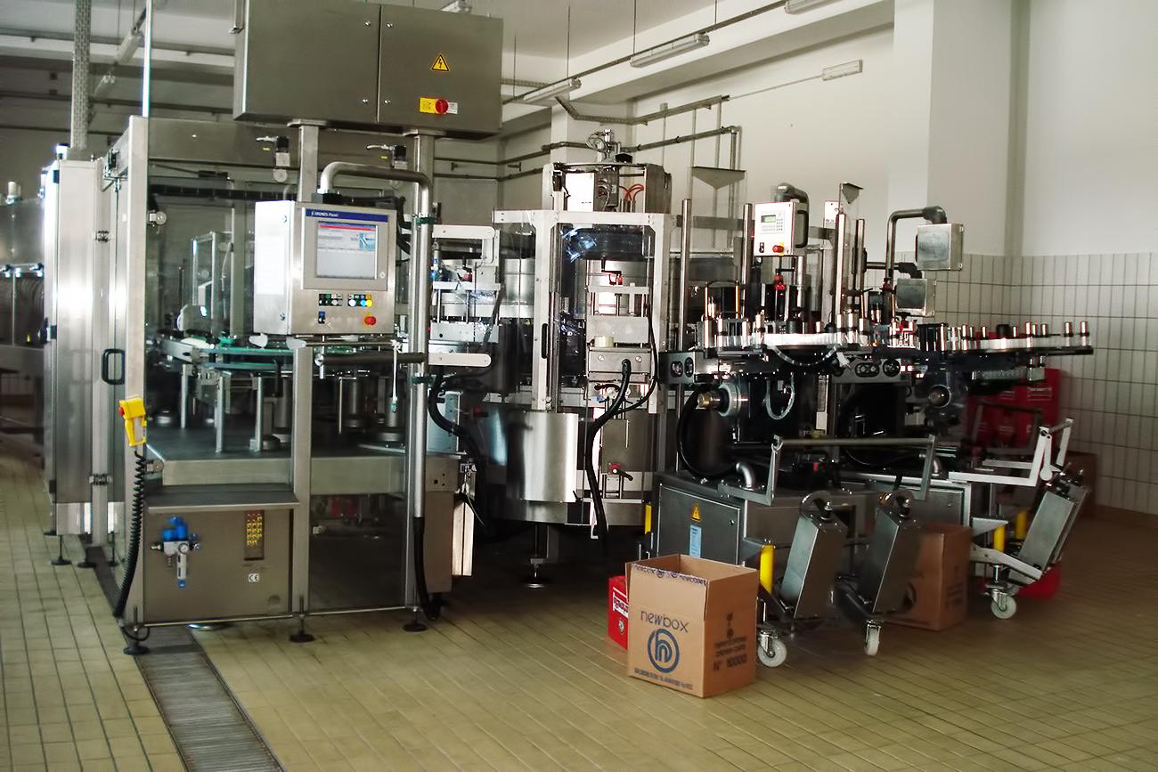 Dogradnja punionice karlovačke pivovare