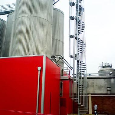 Karlovačka pivovara - Tlačni tankovi