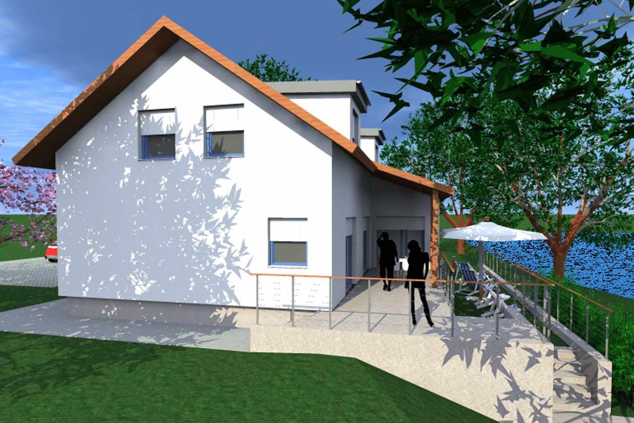Kuća K - Vukmanički Cerovac - 2015